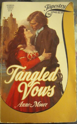 book cover of Tangled Vows