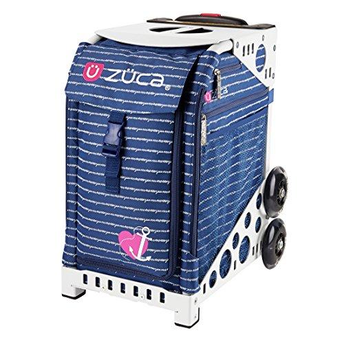 ZUCA Sport Insert Bag Anchor My Heart w/Sport Frame (White)