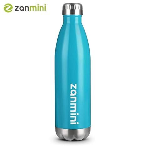 500ML / 750ML Botella Termo para Deportes al Aire Libre ...