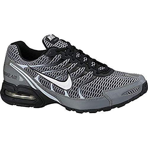 Nike Men's Air Max Torch 4 Running Shoes (10 D(M) US, Cool Grey/White-Black)