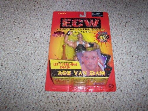 (ECW Extreme Championship Wrestling Series 1 Rob Van Dam Action)
