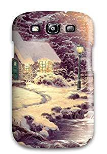 Dustin Mammenga's Shop Christmas Gifts New Winter Tpu Case Cover, Anti-scratch Phone Case For Galaxy S3