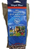 Island Blue -100% Jamaica Blue Mountain Coffee - Grounds (2-16oz bags)