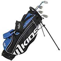 MKids Right Stand Bag Set - Blue, 61-Inch