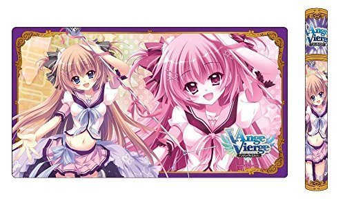 Takanashi Nozomi Ange Vierge Card Game Character Rubber Play Mat Collection PC-01 Blue World Anime Girl Illust. Izumi Tsubasu by Kadokawa by Kadokawa
