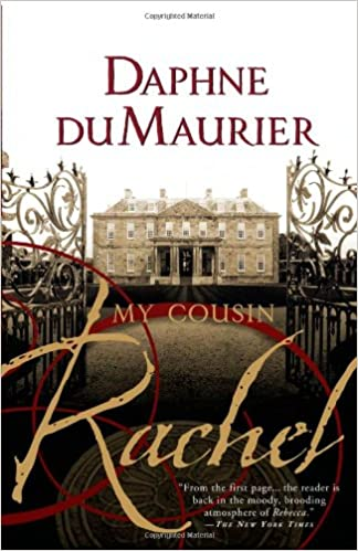Books Being Made into Movies 2017 : My Cousin Rachel