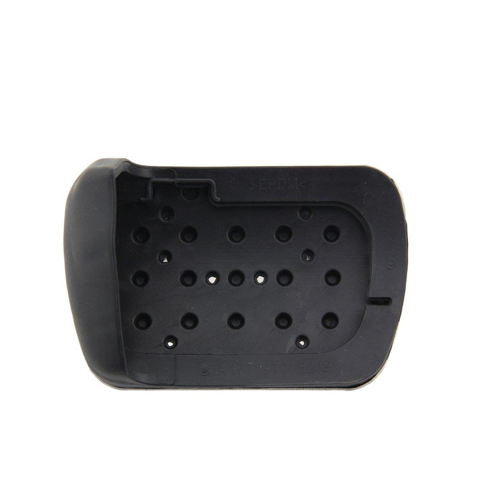 Acero inoxidable Pedal tapas Gas Pedal Pedal de freno para clases de c e W204/W212/W222