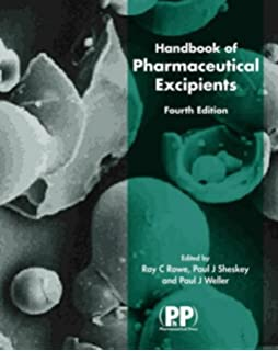 handbook of pharmaceutical excipients 8th edition pdf free download