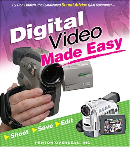 Digital Video Made Easy With CDROM