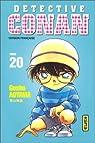 Détective Conan, tome 20 par Aoyama