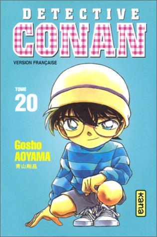 Détective Conan. n° 20 Détective Conan