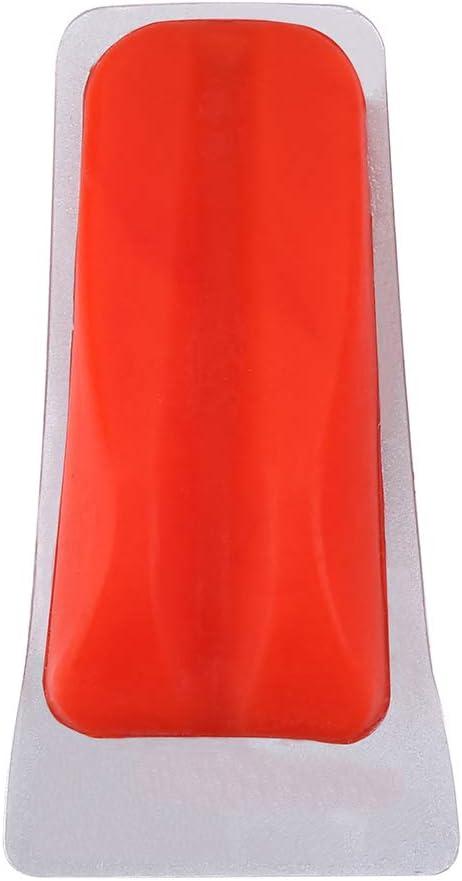 Rouge HelloCreate Tir /à larc Silencieux Silencieux Tir /à larc Arc Classique Arc en Caoutchouc Amortisseur Amortisseur Amortisseur Stabilisateur Accessoire