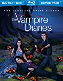 The Vampire Diaries: Season 3 [Blu-ray]