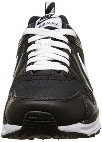 Nike Air Max Trax (GS), Jungen Sportschuhe Schwarz/Weiß (Black/White)