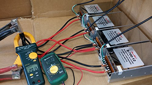 Amps In A Parallel Circuit