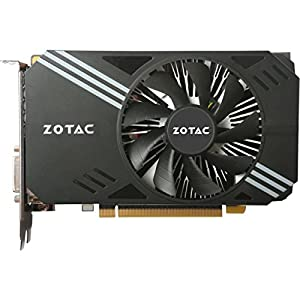 ZOTAC GeForce GTX 1060 Mini, ZT-P10600A-10L, 6GB GDDR5 Super Compact VR Ready Gaming Graphics Card