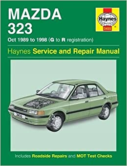 Mazda 323 (Oct 89 - 98) Haynes Repair Manual: Amazon.es: Haynes Publishing: Libros en idiomas extranjeros