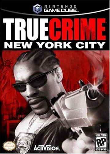 Amazon Com True Crime New York City Playstation  Artist Not Provided Video Games