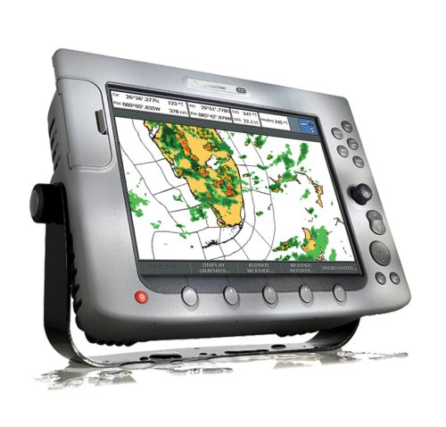 (Raymarine E02013 E120 12.1-inch Waterproof Navigation Display and Marine GPS/Chartplotter With Fishfinder)