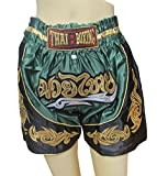 Thai boxing Cool 2 Tone Boxer For Kids Fit For Waist 24-25-26 Inches Size M