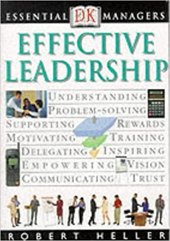 Book Effective Leadership (Essential Managers)