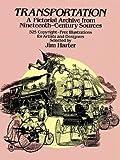 Transportation, Jim Harter, 0486244997