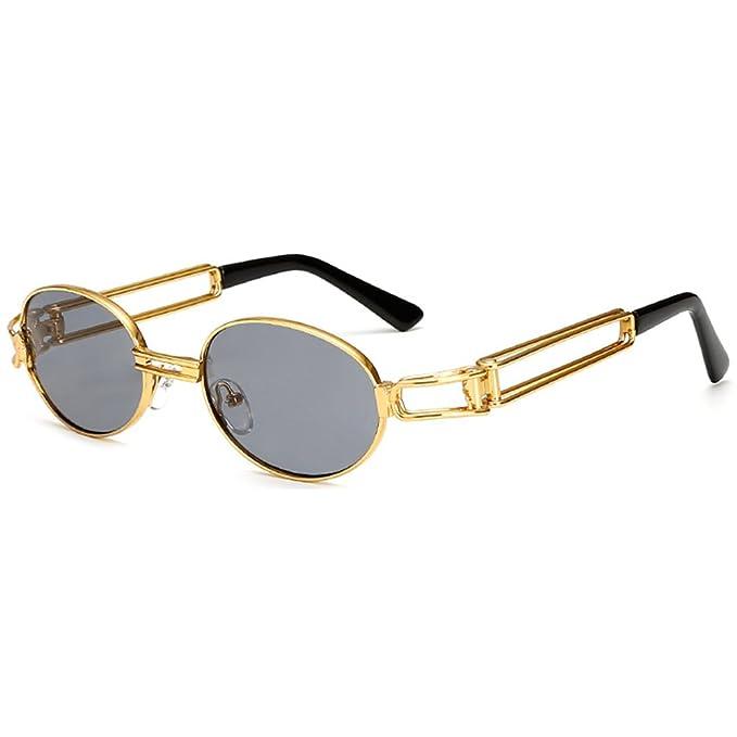 Retro Metall Sonnenbrille Freizeit Beliebte Retro Sonnenbrille,5