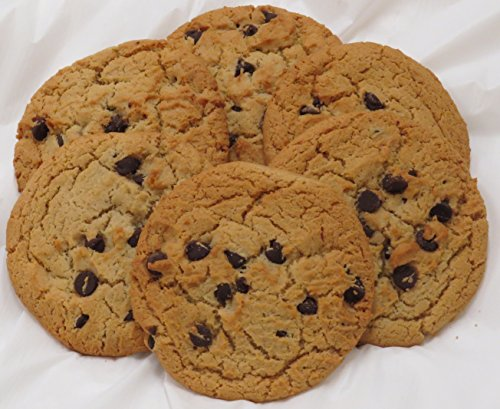 Homemade Chocolate Chip Cookies – 1 Dozen