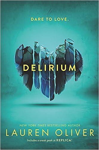 Lauren Oliver - Delirium Audiobook