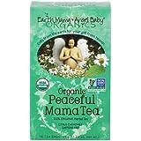 Organic Peaceful Mama Tea, 16 Tea Bags, Earth Mama Angel Baby
