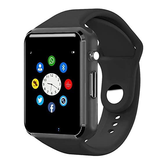 Amazon.com: Aeifond - Reloj inteligente Bluetooth con ...