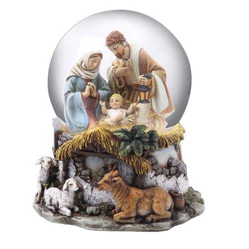 Nativity Musical Water - 4