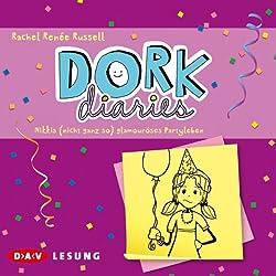 Nikkis (nicht ganz so) glamouröses Partyleben (Dork Diaries 2)
