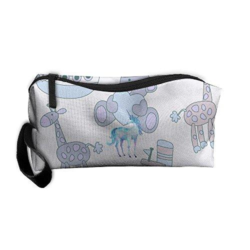 Unicorn Art 3D Print Unisex Colorful Handbag for sale