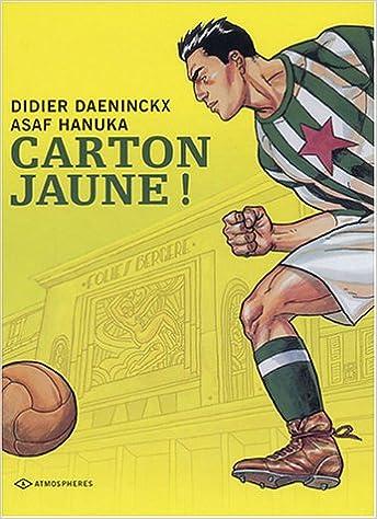 Image result for Carton Jaune!, with Didier Daeninckx, (publisher) Hachette 2004