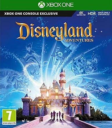 Disneyland Adventures - Xbox One [Importación francesa]: Amazon.es: Videojuegos