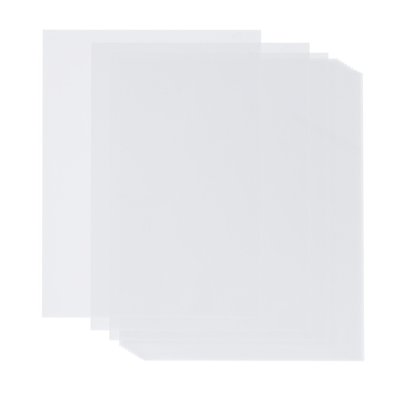 100 Sheets Pack Vellum Paper Value Pack - White Translucent Sketching and Tracing Paper - 8.5 x 11 Inches - Traditional Comic Drawing Animation Paper - 100 Pieces Juvale 4336940471