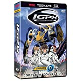 Igpx: Complete 1st Season - Toonami Version