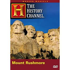 Modern Marvels - Mount Rushmore (History Channel) (2005)