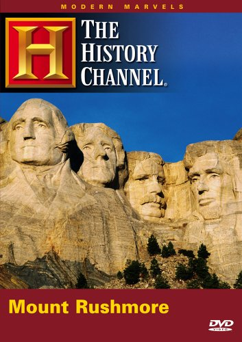 UPC 733961730890, Modern Marvels - Mount Rushmore (History Channel)