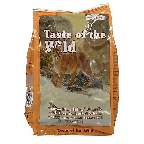 Taste of the Wild Cat Food 517F7m0iFrL