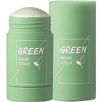 Yousir Grüner Tee Purifying Clay Stick Mask, oliecontrole-feestmasker, groene thee-reinigingsmasker…
