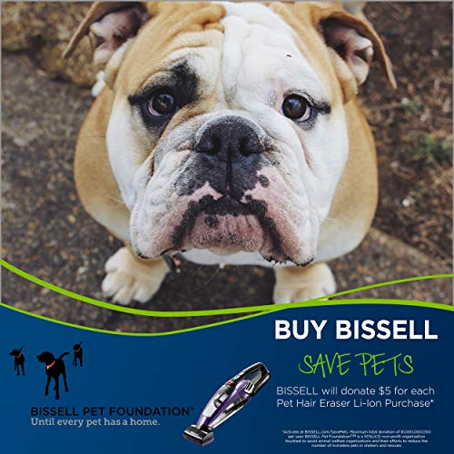 BISSELL Hair Lithium Cordless Purple
