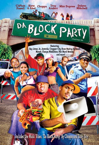 Block party movie characters