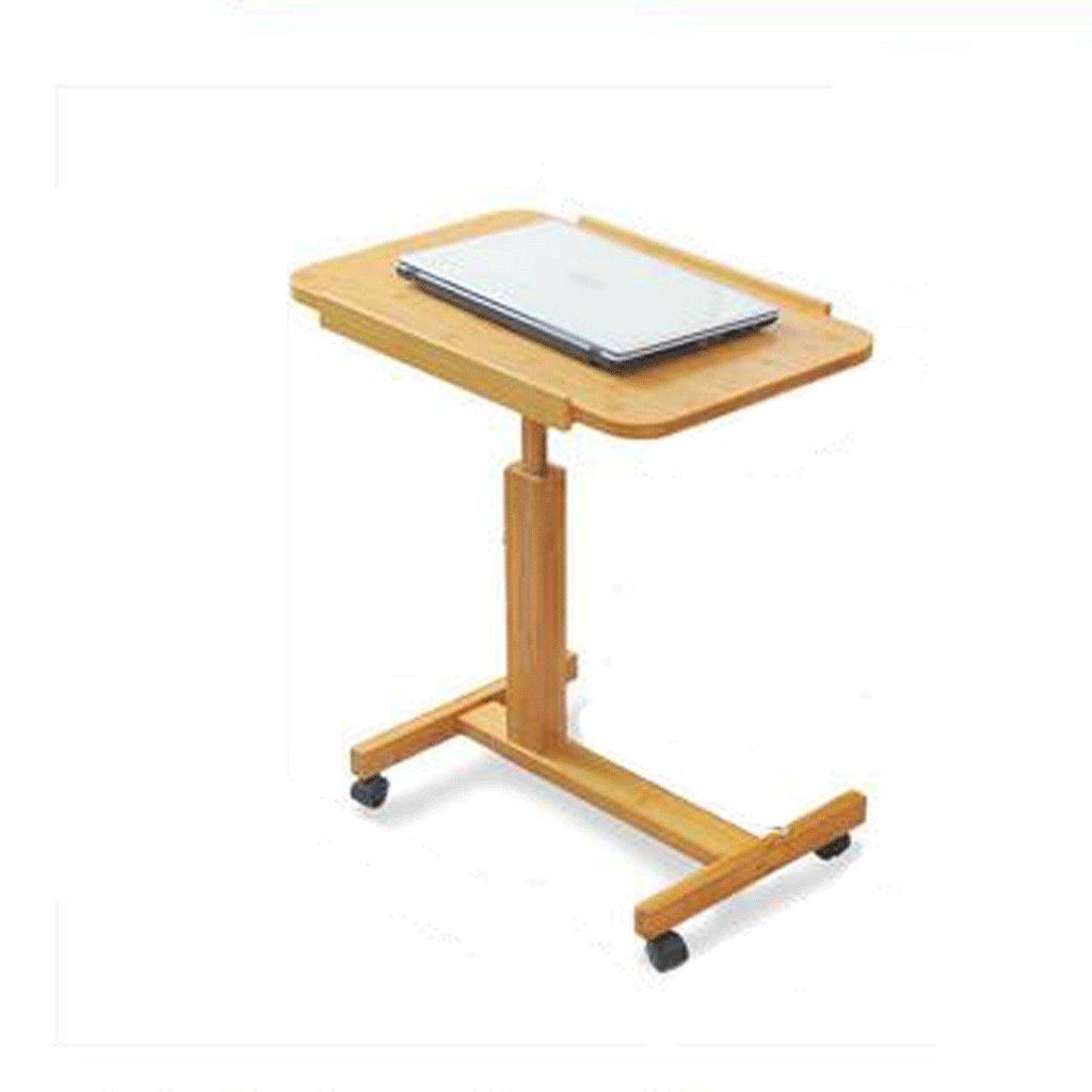 GAOLILI Lazy Tavolo mobile da tavolino mobile a letto in letto con una scrivania semplice Tavolo piccolo pieghevole semplice da tavolo Facile da spostare verso l'alto e verso il basso liberamente semplice e pratico ( dimensioni : 60*40cm )