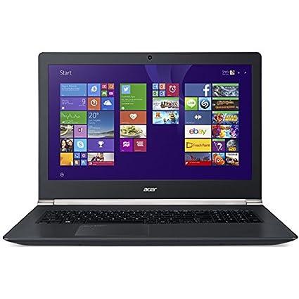 Acer NX.MQSEB.008 - Portátil de 17.3 (Intel Core i7-4720HQ 2.6 GHz, disco duro de 1 TB, 8 GB de RAM, tarjeta gráfica nVidia GeForce 840M, Windows ...