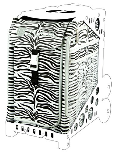 NEW Zuca Sport Insert Bag - Zebra