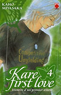 Kare First Love, tome 4 par Miyasaka