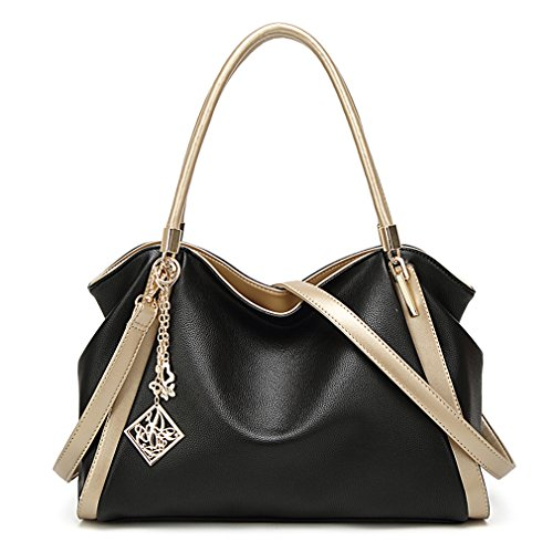 ToLFE-Women-Top-Handle-Satchel-Handbags-Shoulder-Bag-Top-Purse-Tote-Bag