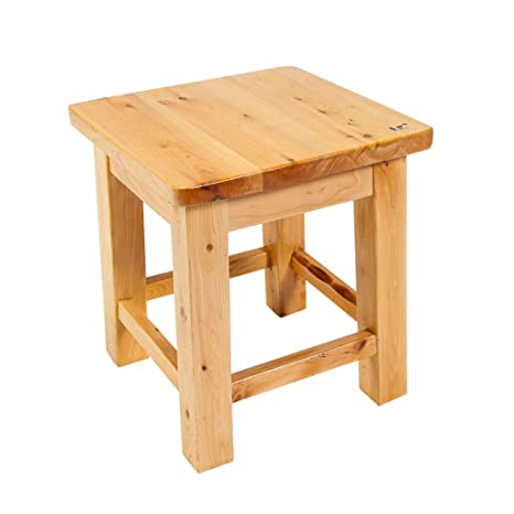 Outstanding Amazon Com Shower Seats Stools Shower Bathroom Stool Wooden Ocoug Best Dining Table And Chair Ideas Images Ocougorg